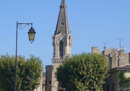 Eglise d'Aouste sur Sye