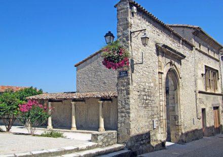 Vestiges de l'ancienne église